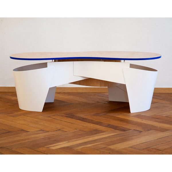 Peanut - a sculptural couch table - YOUR ARTIST - Pic 1