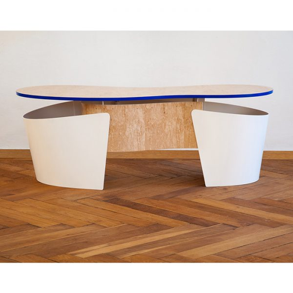 Peanut - a sculptural couch table - YOUR ARTIST - Pic 2
