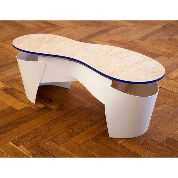 Peanut - a sculptural couch table - YOUR ARTIST - Pic 4